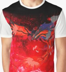 Pokemon X&Y - Yvetal Graphic T-Shirt