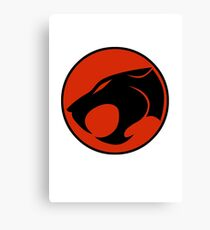 thundercats logo Canvas Print