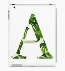 Alpha iPad Case/Skin