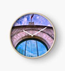 Nashville's Union Station Clock
