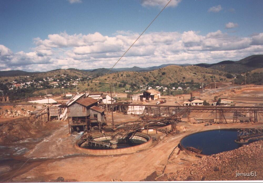 Mt Morgan Gold Mine Qld by jensw61