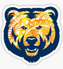 University of Northern Colorado Mandala Sticker