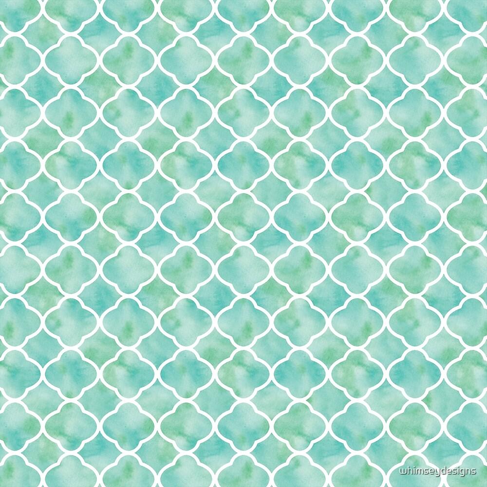 Quatrefoil Pattern Cool Decorating