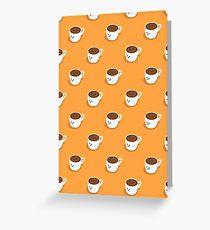 Coffee? Greeting Card