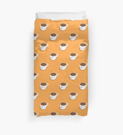 Coffee? Duvet Cover