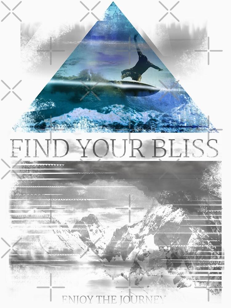 Find Your Bliss, Enjoy The Journey by GarnetLeslie