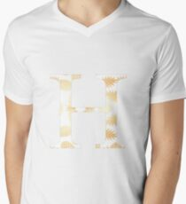 Eta Men's V-Neck T-Shirt