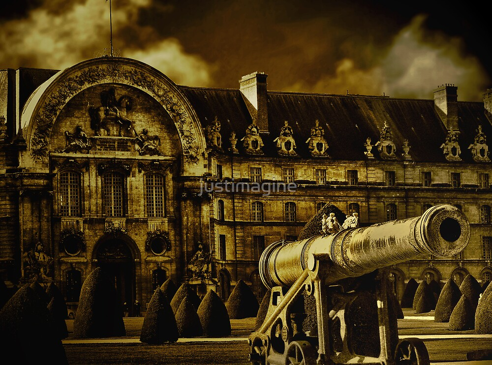 Museum of War by justimagine
