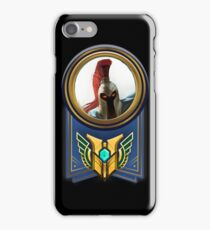 Olaf Mastery Level 7 iPhone Case/Skin