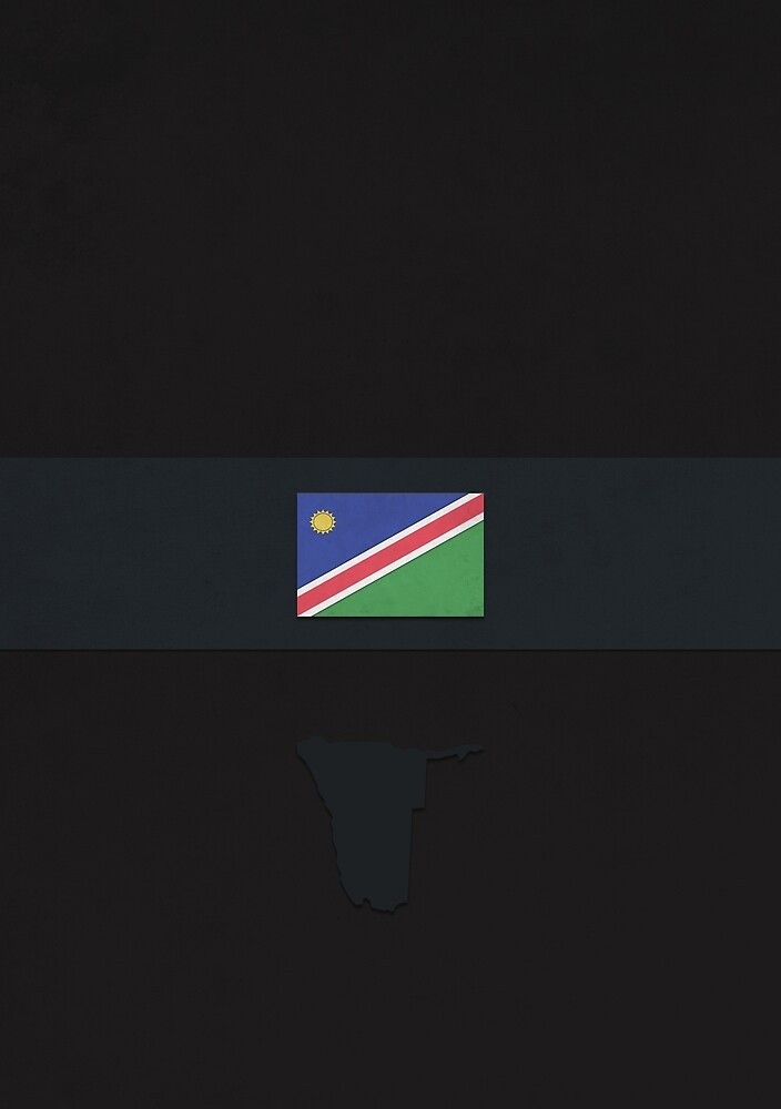 Namibia by FlatFlags