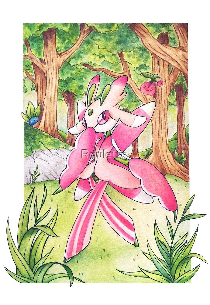 Lurantis by Roulette-