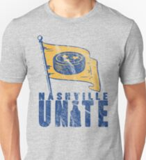 Nashville Hockey Fans UNITE! Unisex T-Shirt
