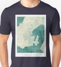 Wellington Blue Vintage Unisex T-Shirt