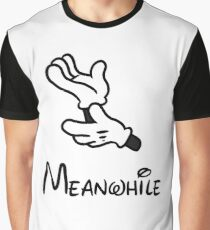 Meanwhile Graphic T-Shirt