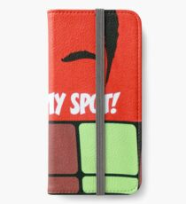 that's my spot  iPhone Wallet/Case/Skin