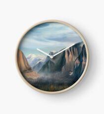 Yosemite Clock