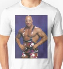 Kurt Angle - 90s Promo Pic  Unisex T-Shirt