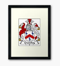 Crawley  Framed Print