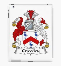 Crawley  iPad Case/Skin