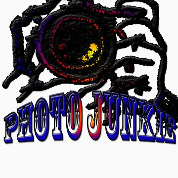 Photo Junkie by tranGraphics