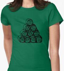 Barrels  Womens Fitted T-Shirt
