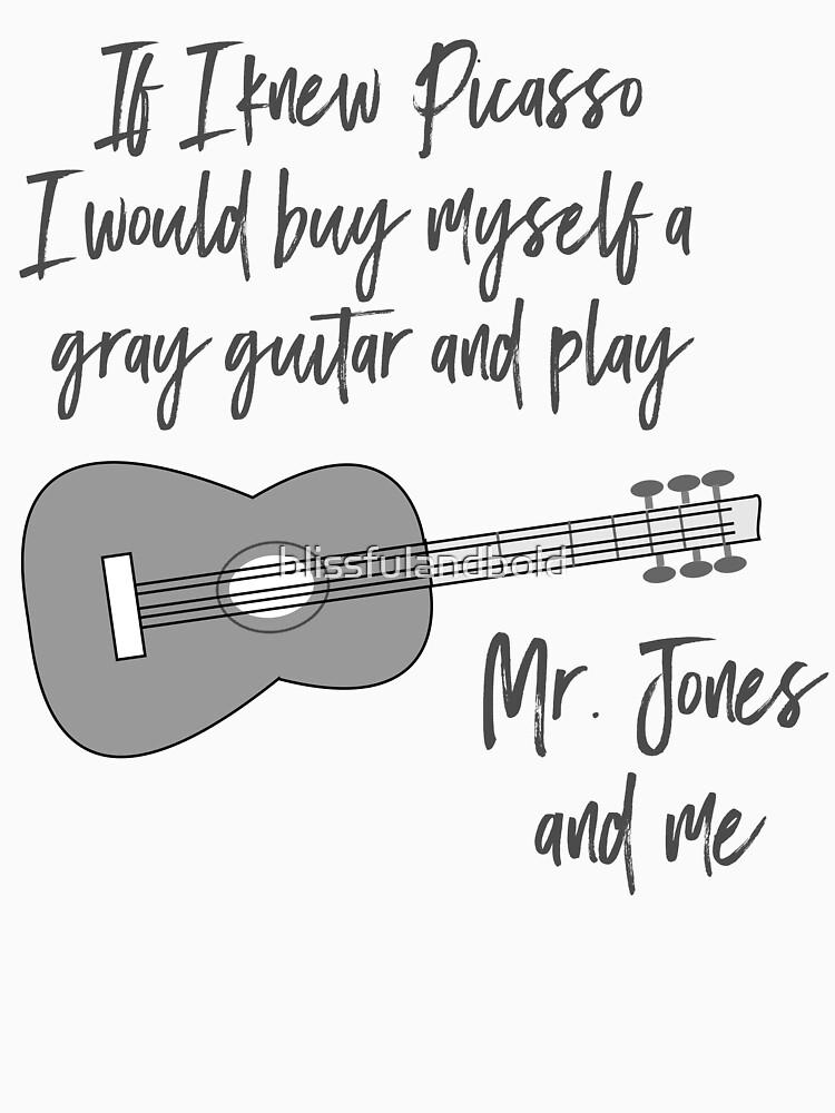 Mr. Jones  by blissfulandbold