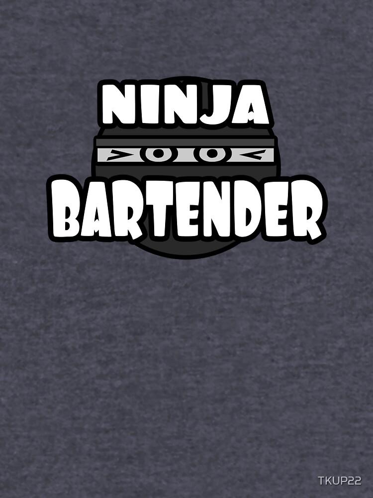 Ninja Bartender by TKUP22