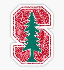Stanford Mandala Sticker