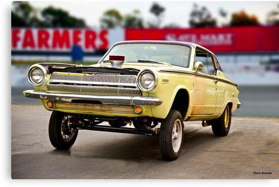 1964 Dodge Dart 'MoPar Madness' Gasser II by DaveKoontz
