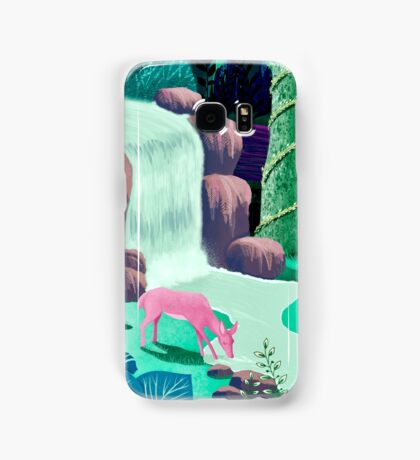 The Whispering Waters of Eventide Vale Samsung Galaxy Case/Skin