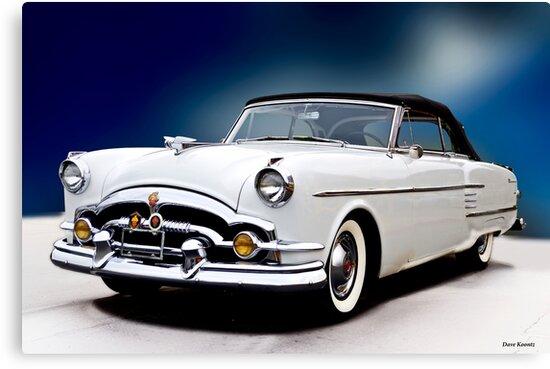 1954 Packard Series 5431 Convertible by DaveKoontz