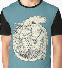 Sirène_04. Graphic T-Shirt