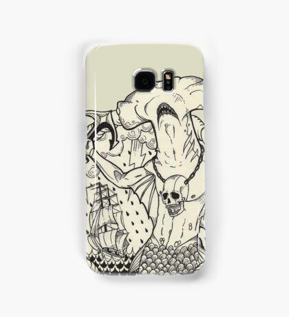 Sirène_04. Samsung Galaxy Case/Skin