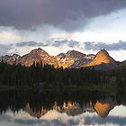 Molas Lake, Colorado by Tamas Bakos