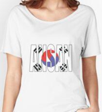 Ansan Women's Relaxed Fit T-Shirt