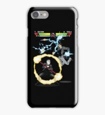 Tesla versus Edison iPhone Case/Skin