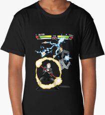 Tesla versus Edison Long T-Shirt