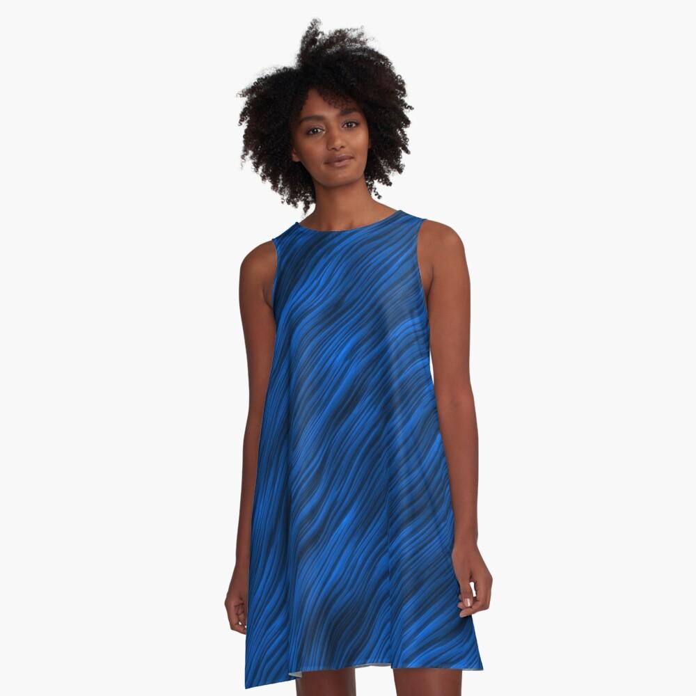 Mezzo Camo 15 A-Line Dress Front