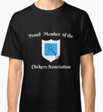 Proud Member of the Clickers Association Magic Classic T-Shirt
