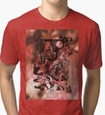 The Morrigan Tri-blend T-Shirt