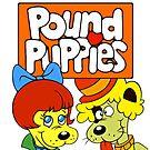 Pound Puppies 80er Jahre Cartoon klassisch süß von RainbowRetro