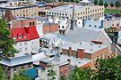 Place-Royale Old Quebec by John Schneider