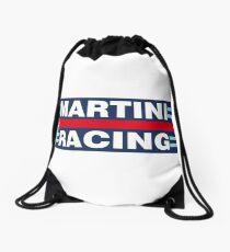 Martini Racing Drawstring Bag