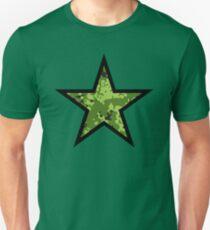 Camo Star B Unisex T-Shirt