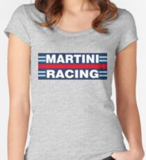 Martini Racing Women's Fitted Scoop T-Shirt