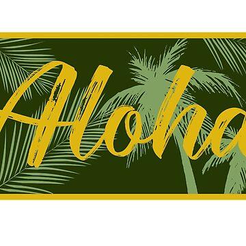 Aloha by tasostsintzi