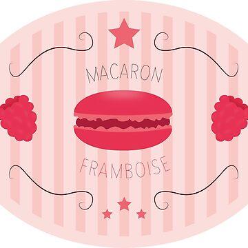 macaron by thrashcan
