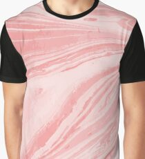 Love marble Graphic T-Shirt