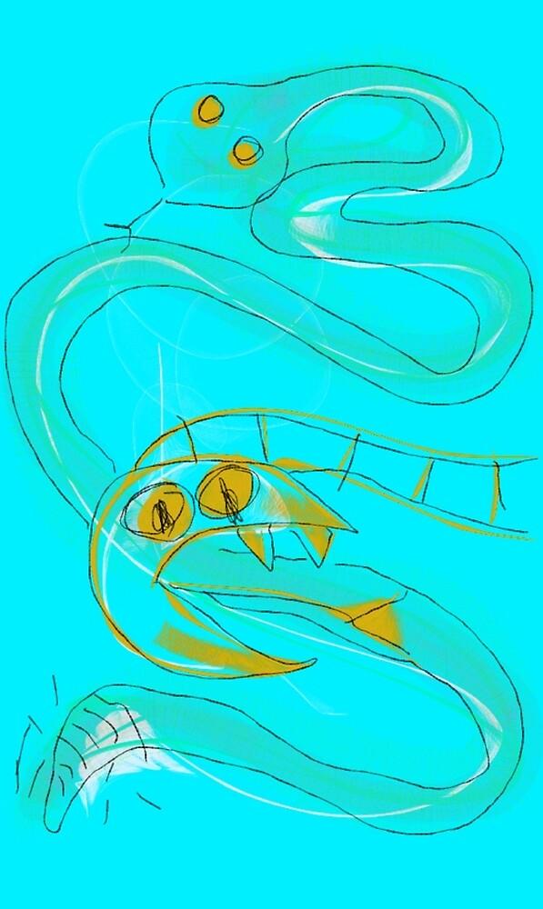 """""""Serpents"""" by Richard F. Yates by richardfyates"""