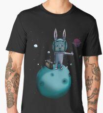 hitchhiking bunny Men's Premium T-Shirt
